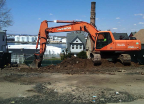 Remedial Investigation and Brownfield Redevelopment