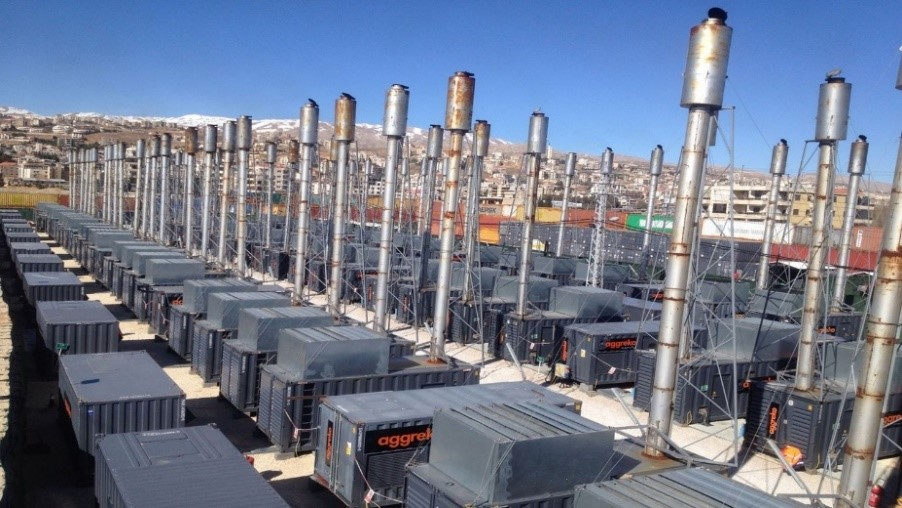 Lebanon - EIA and Air and Noise Support for Power Plant