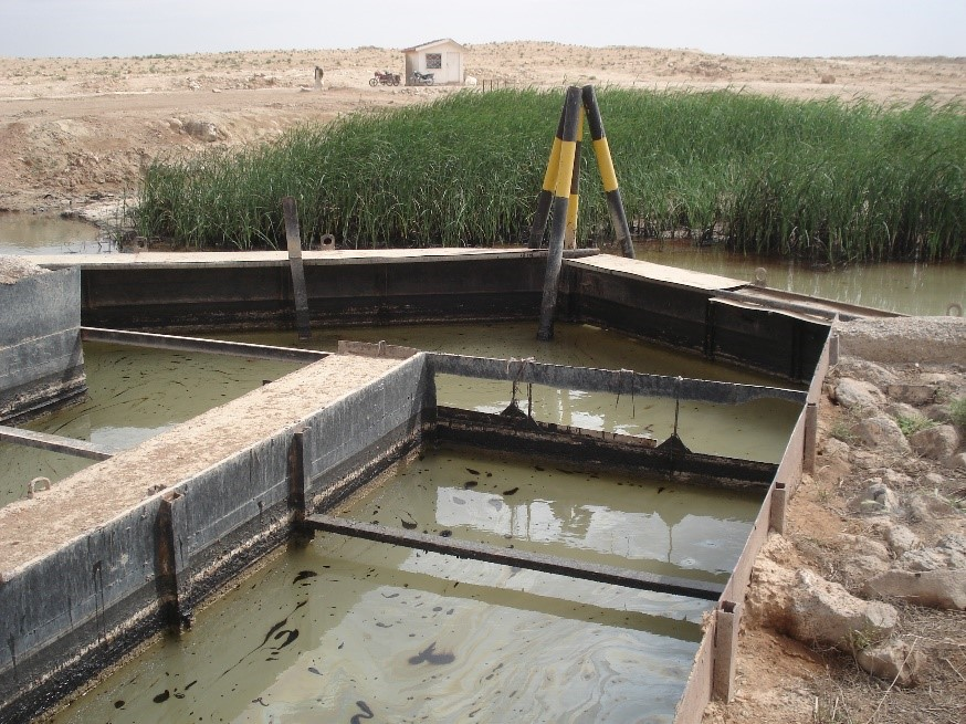 Syria - Phase I & II ESA for Water Treatment Facility in Oil Field