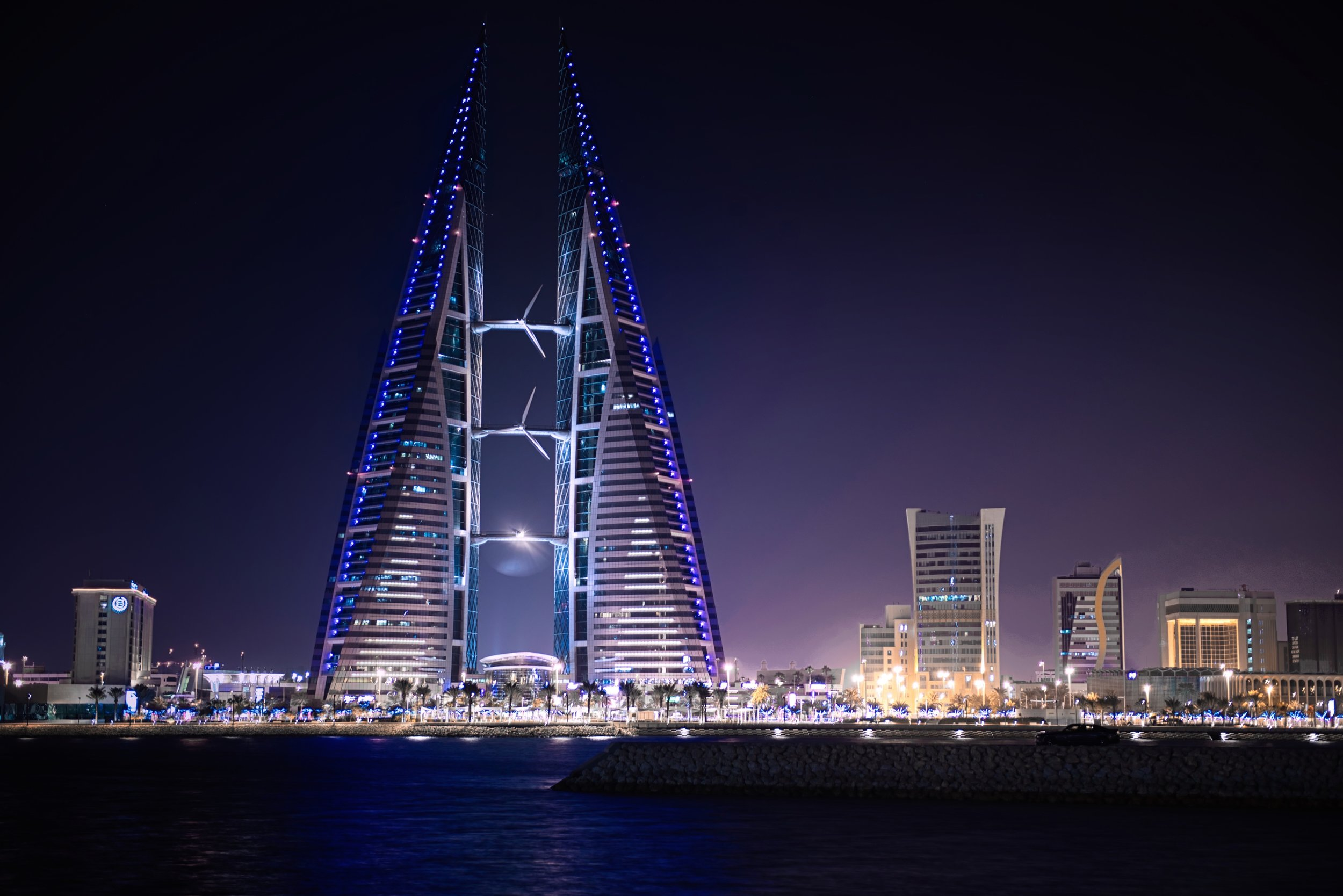 Bahrain - Construction Management and Assessment of Hotel