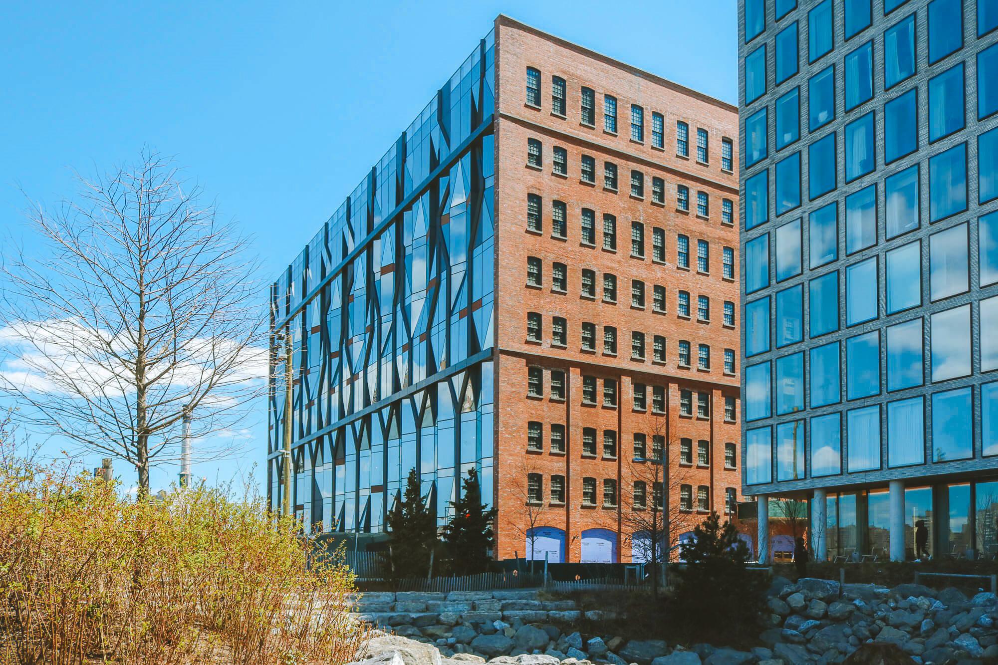 """E"" Designation Program Support for a Commercial Mid-rise Development"