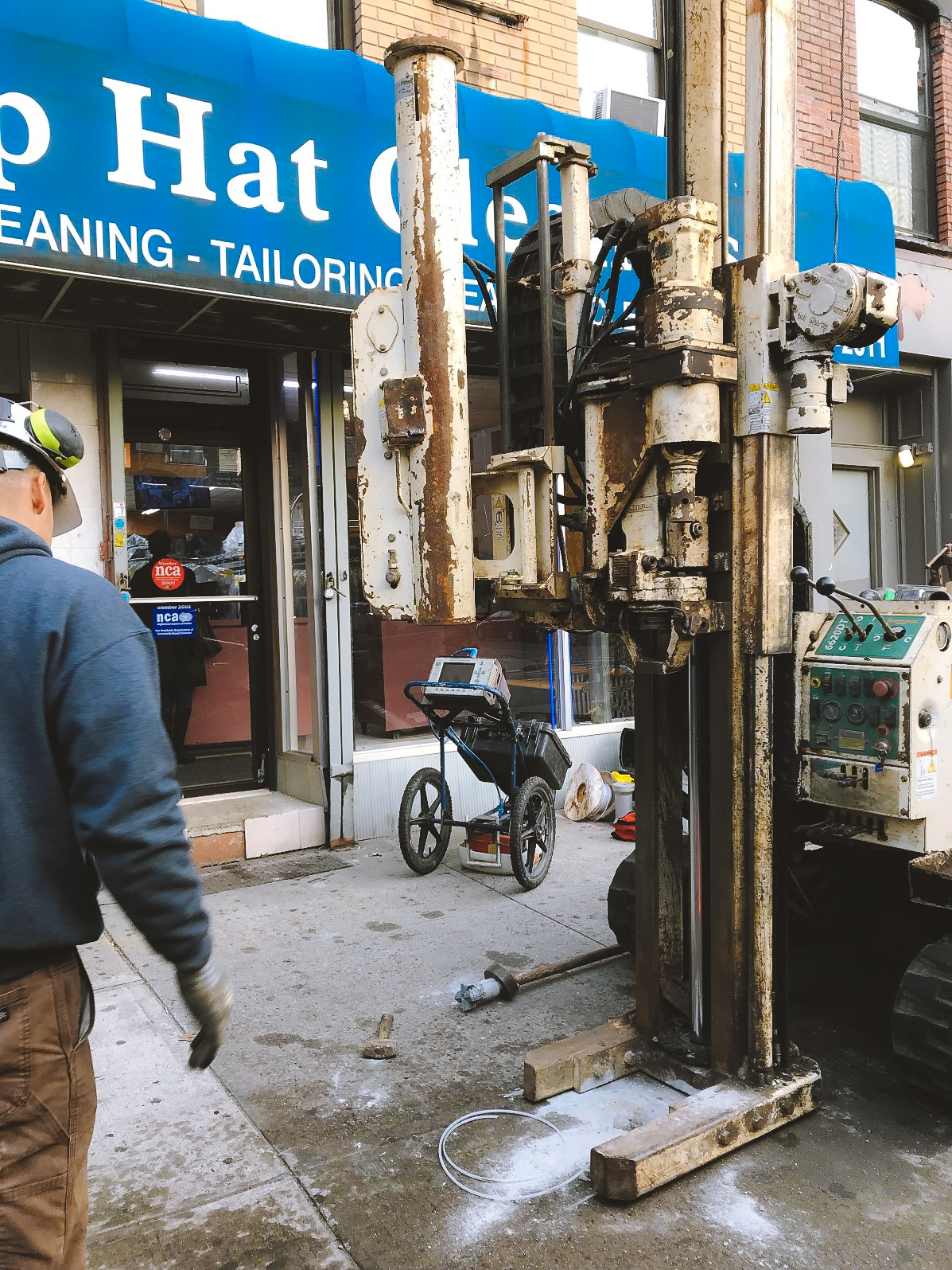 NYSDEC Remediation of Dry Cleaner