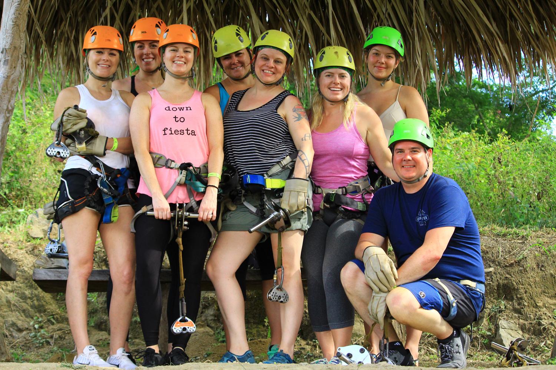 awesome ziplining adventure!