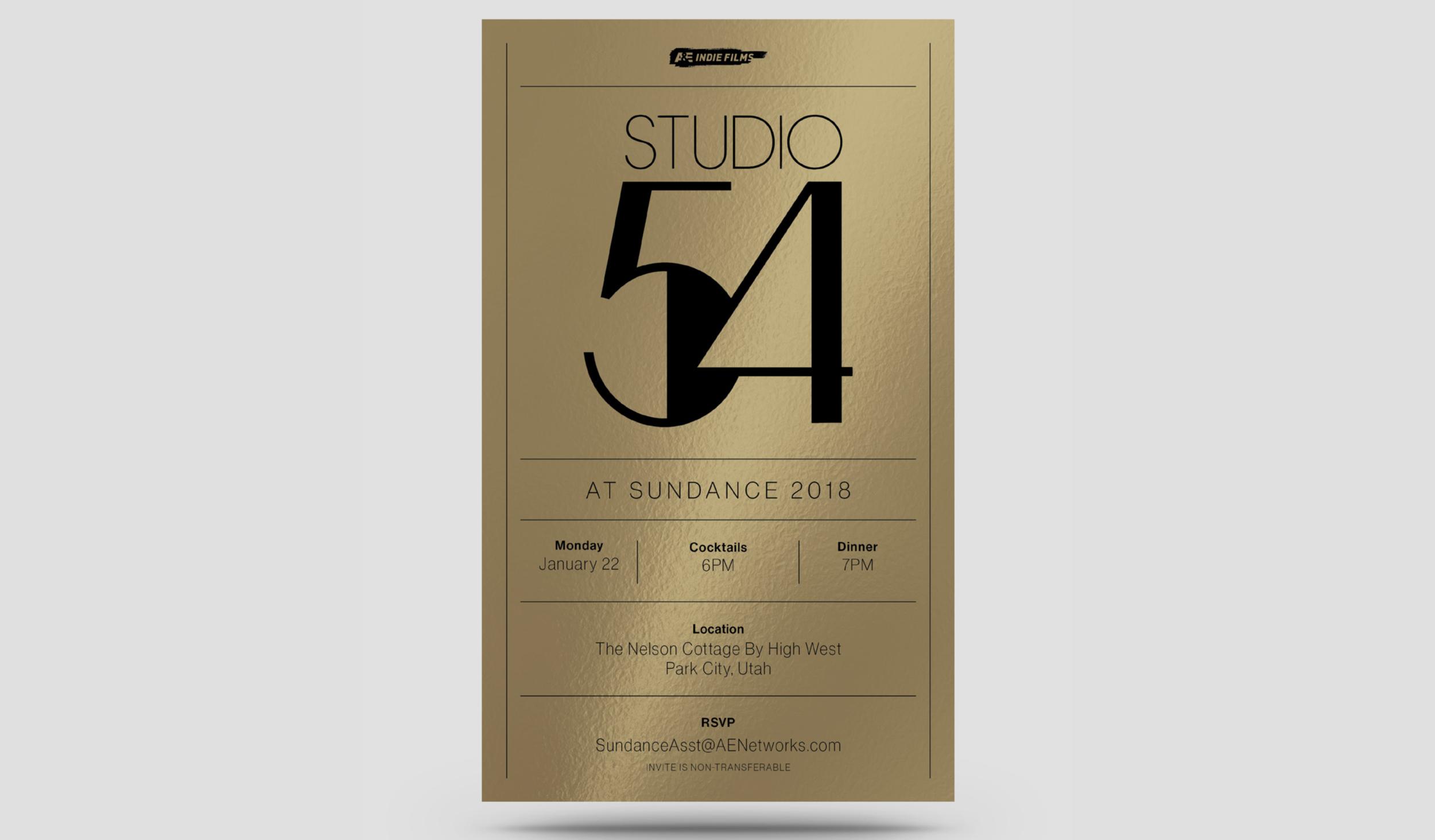 Event Digital invite