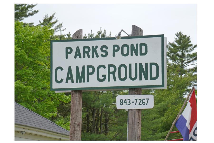 Parks Pond Campground -