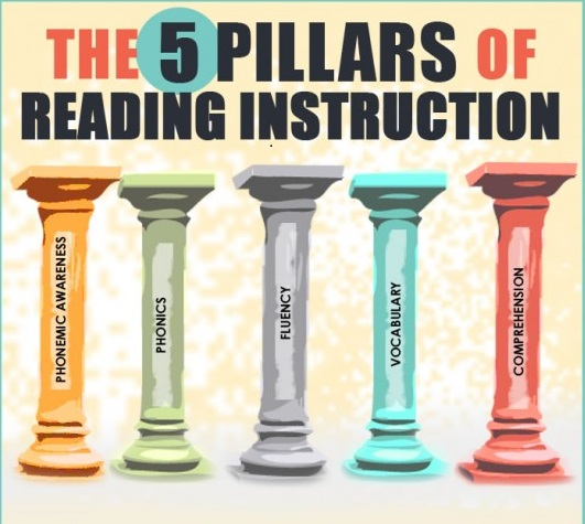 The-Five-Pillars-of-Reading-Instruction-550x575.jpg