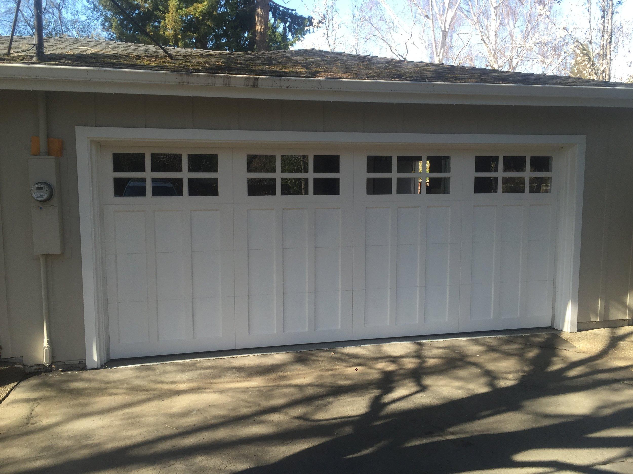 all bay garage doors - carriage house garage door - kevin chervatin - 27.JPG