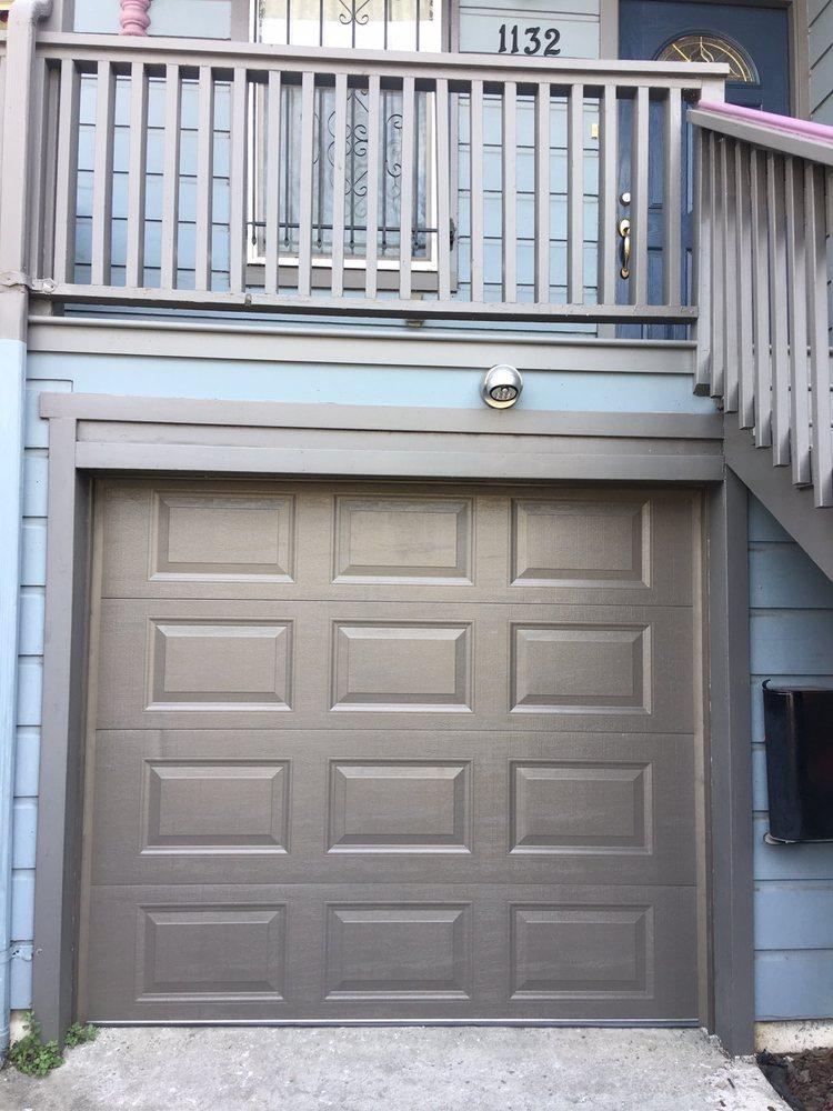 All Bay Garage Doors - Kevin Chervatin - Short Panel Amarr - 1.jpg