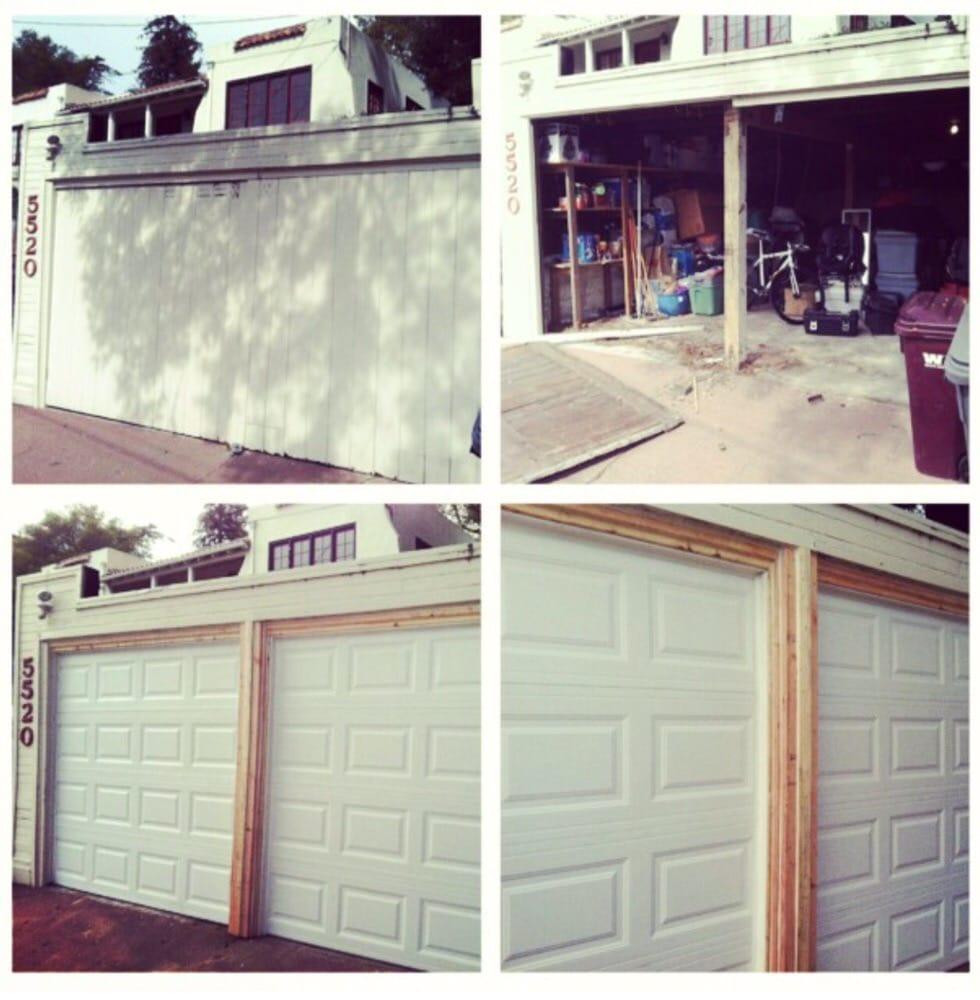 All Bay Garage Doors - Kevin Chervatin - Short Panel Amarr - 3.jpg