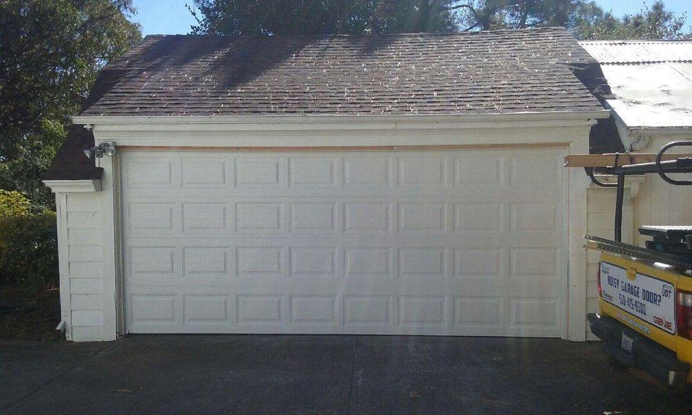 All Bay Garage Doors - Kevin Chervatin - Short Panel Amarr - 6.jpg