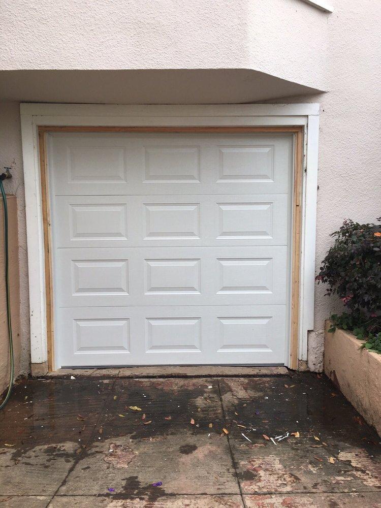 All Bay Garage Doors - Kevin Chervatin - Short Panel Amarr - 7.jpg