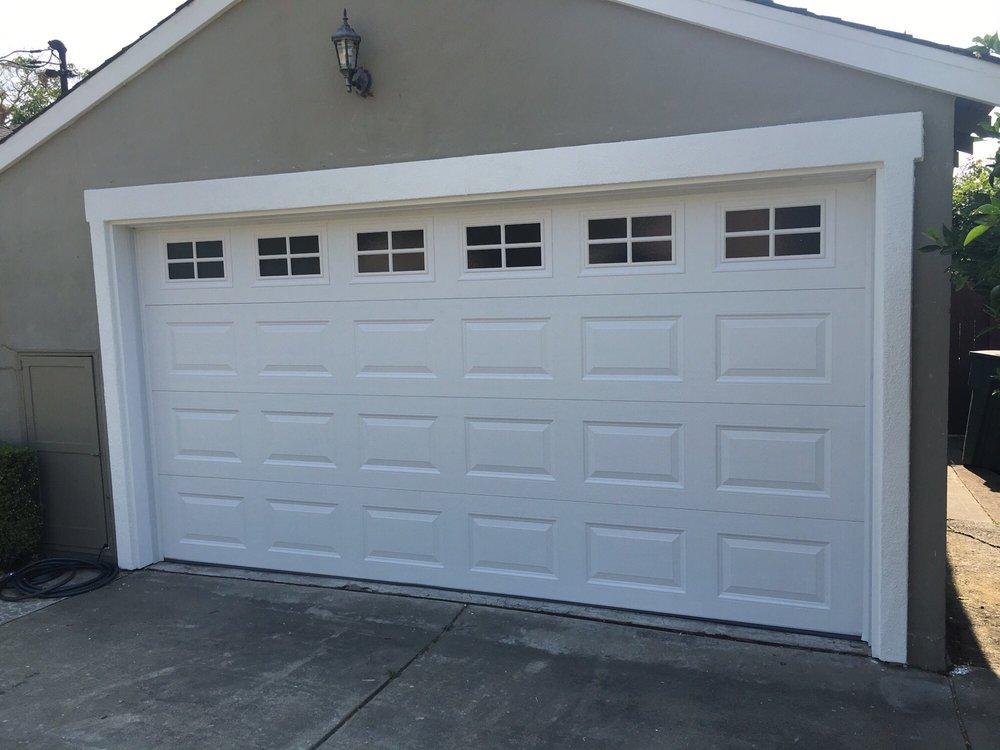 All Bay Garage Doors - Kevin Chervatin - Short Panel Amarr - 12.jpg