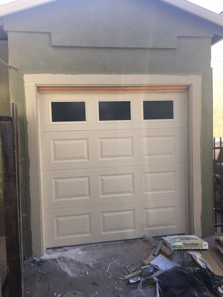 All Bay Garage Doors - Kevin Chervatin - Short Panel Amarr - 16.jpg