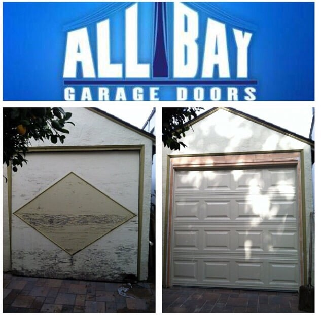 All Bay Garage Doors - Kevin Chervatin - Short Panel Amarr - 23.jpg