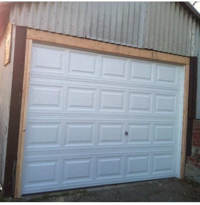 All Bay Garage Doors - Kevin Chervatin - Short Panel Amarr - 24.jpg