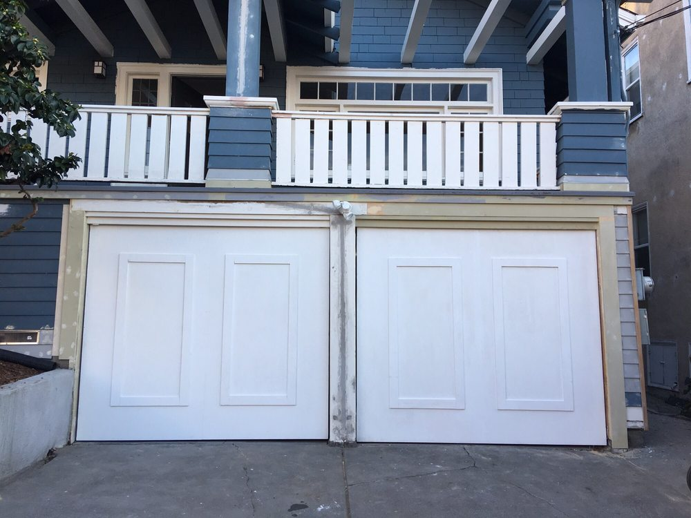 24 All Bay Garage Doors - Custom Built Kevin Doors - Kevin Chervatin - 1.jpg