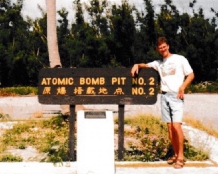 - The military might of America is recognized around the world. I fully intend to do my part in Congress to ensure that this stays true. This is the very spot where the atomic bomb was loaded onto the plane which then headed toward Japan and the history books. We have come a long way since then.