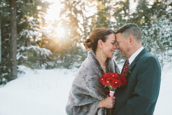 Whistler Wedding Officiant - Sample Wedding Vows - Photo by Geoff Heith