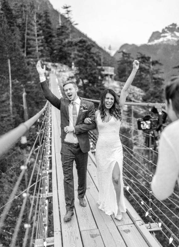 Whistler Wedding Videographer