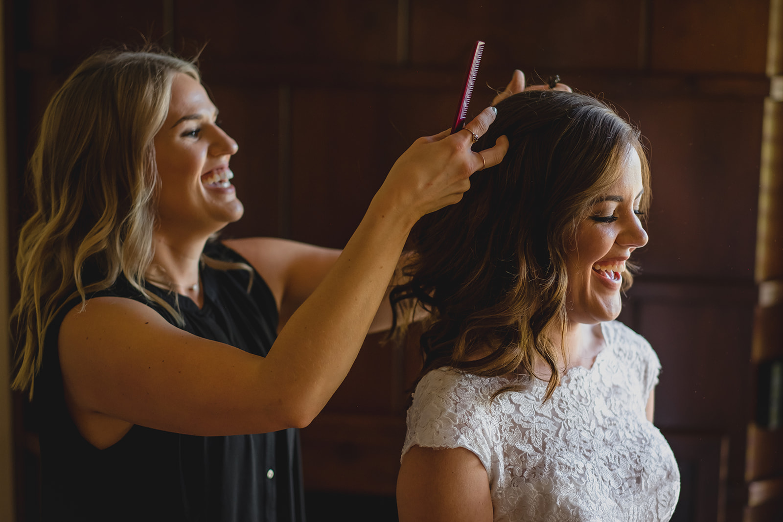 Whistler Elopements photo of Colleen Conroy Makeup by Logan Swayze Photography | Whistler Wedding Officiant
