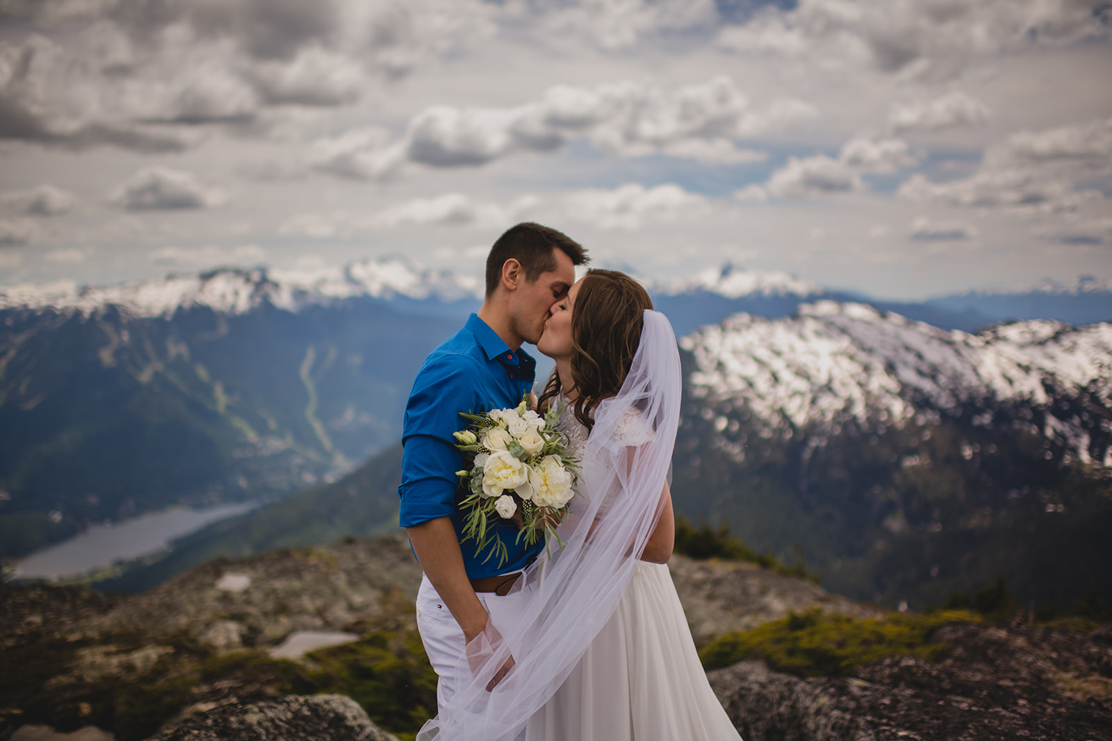 Whistler Elopements photo by Logan Swayze Photography | Whistler Wedding Pastor