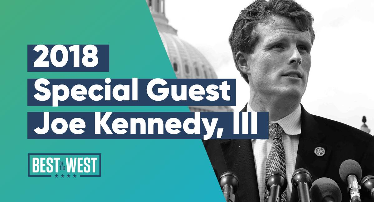 MDP Best of the West with Special Guest Joe Kennedy, III