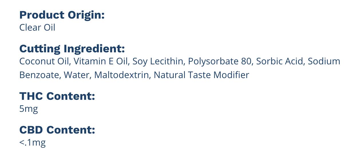 Trulieve TruPowder Ingredients