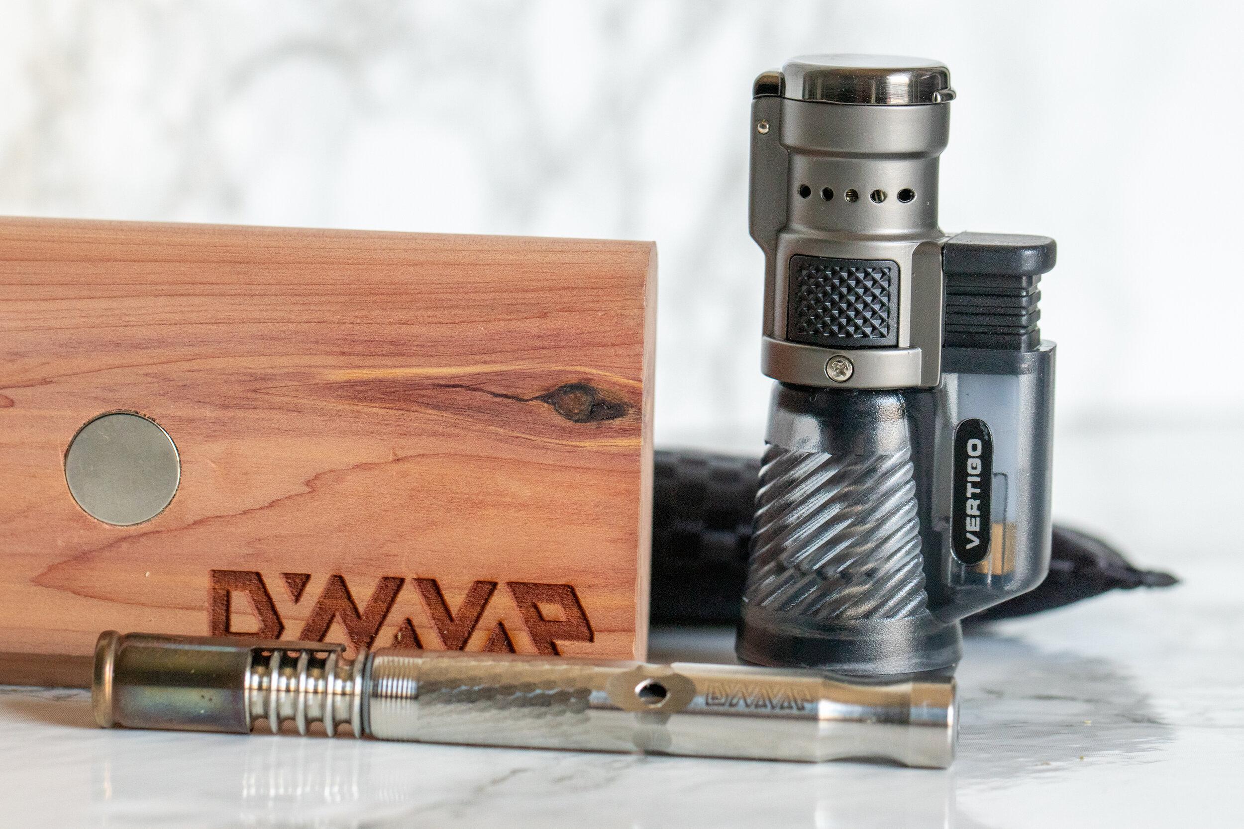 Dynavap Battery Free Vaporizer