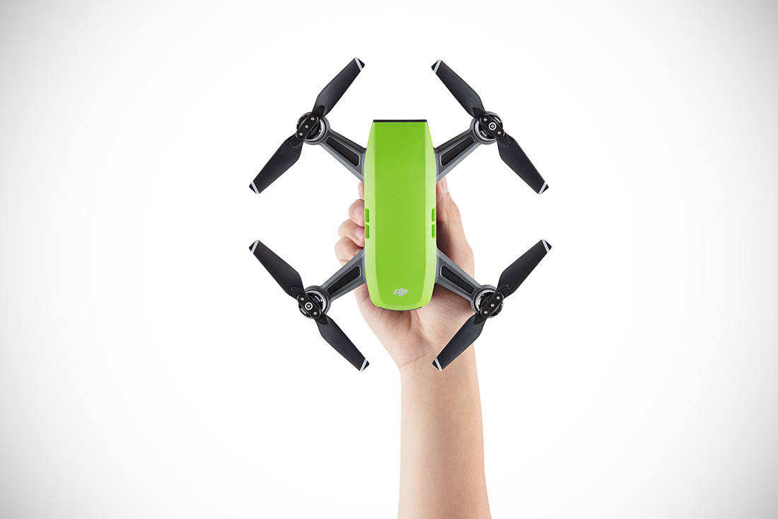 Adventure Journal: Palm-Sized Drone