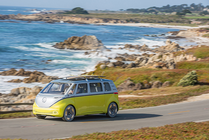 Adventure Journal: VW's Electric Bus