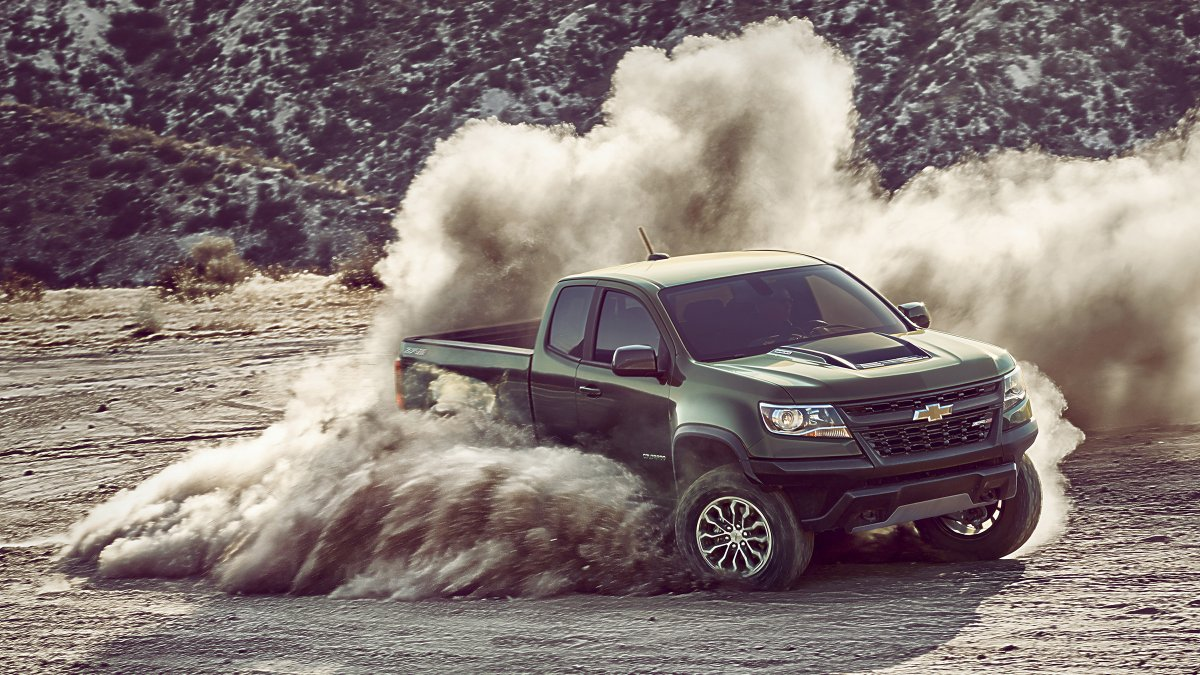 Outside Online: Chevy Colorado ZR2