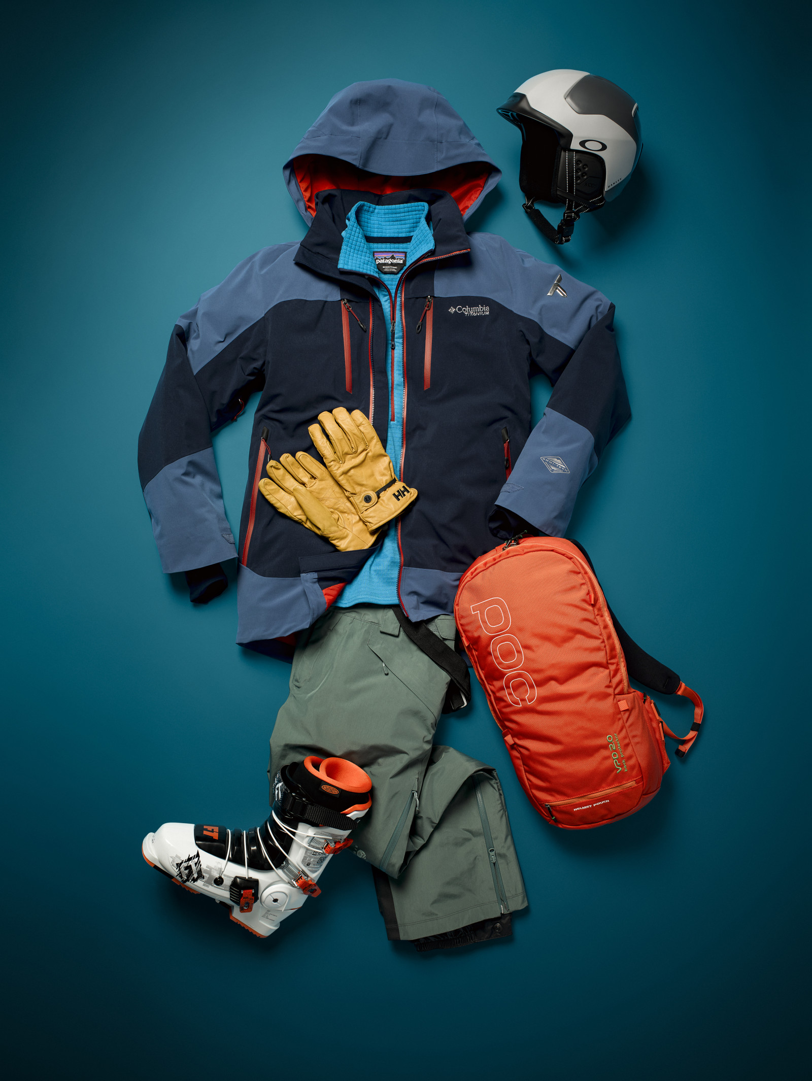 Men's Journal: 7 Skier Essentials