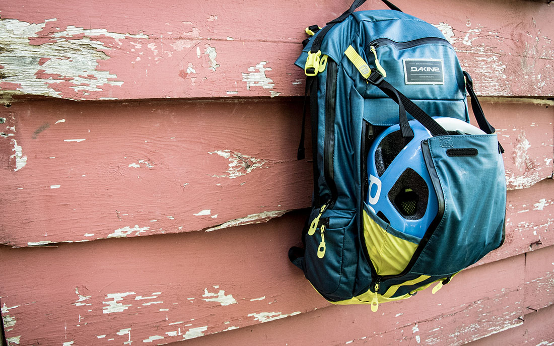 Adventure Journal: Dakine's Perfect Pack