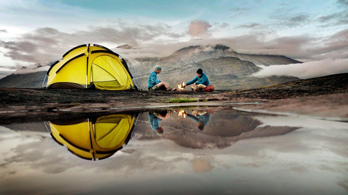Outside: Base Camp 101: Pick Your Spot