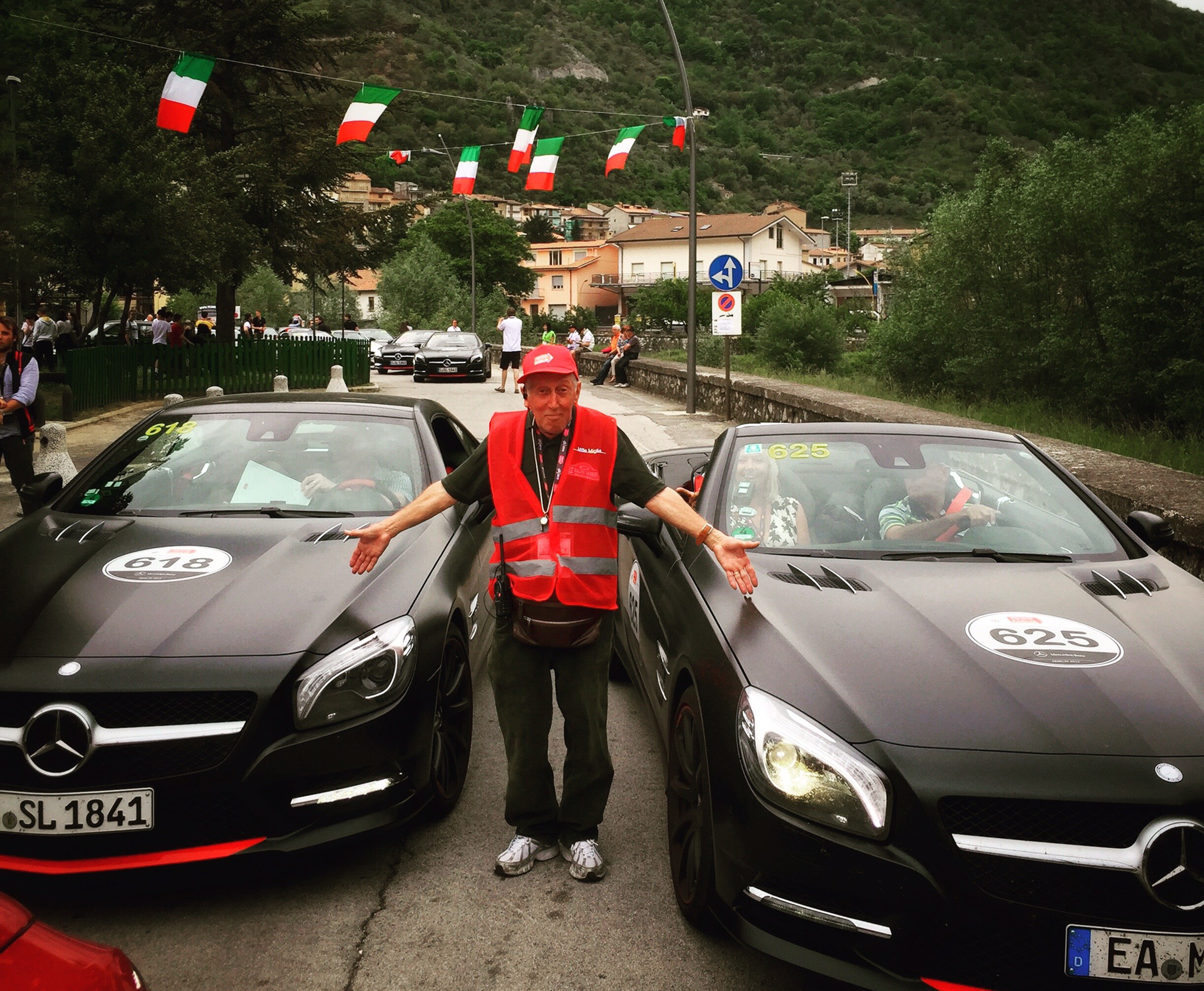 Coolhunting: Italy's Insane Mille Miglia