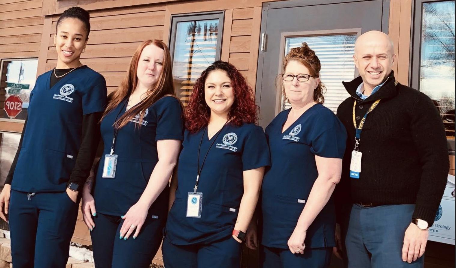 Fairbanks Urology Team -