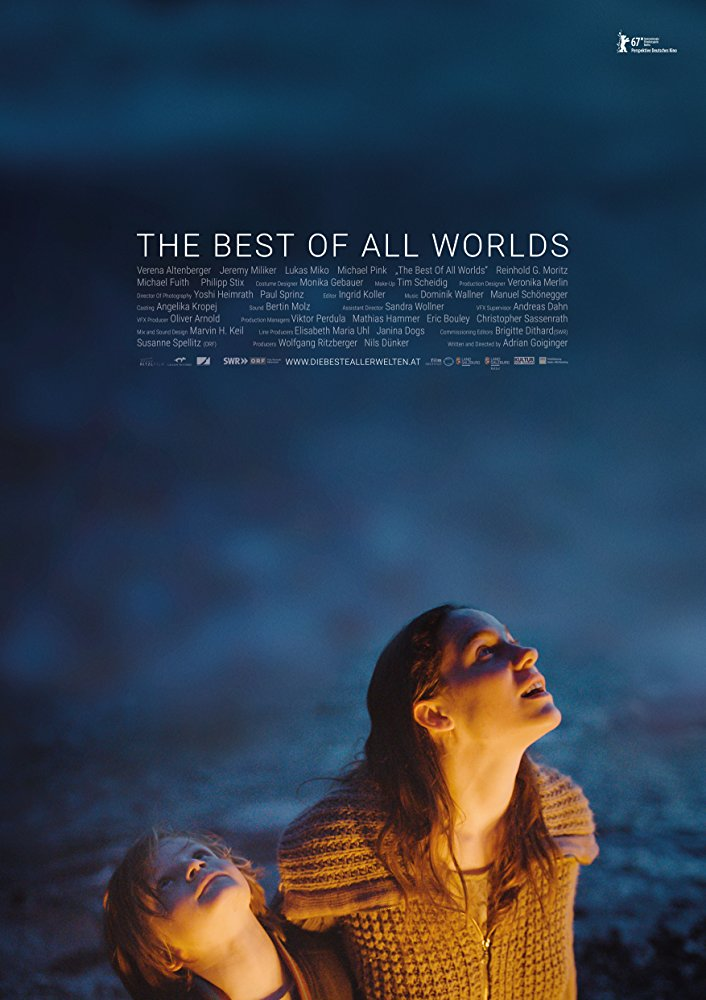 Verena Altenberger The Best of All Worlds - Filmmaker: Adrian Goiginger