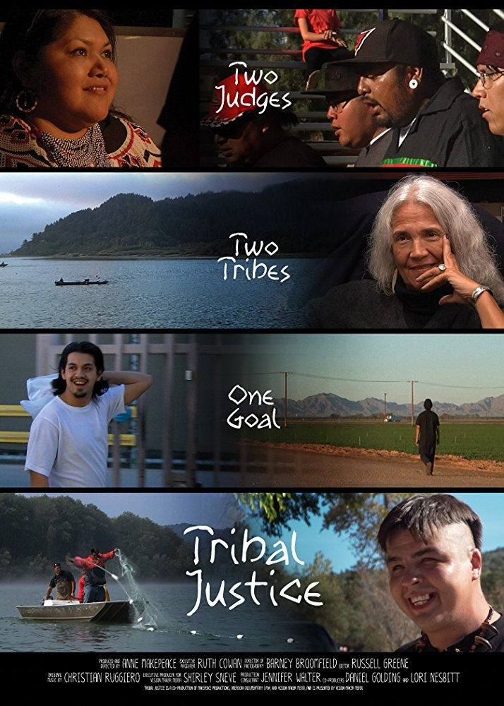 Tribal Justice    Filmmaker: Anne Makepeace   View More →