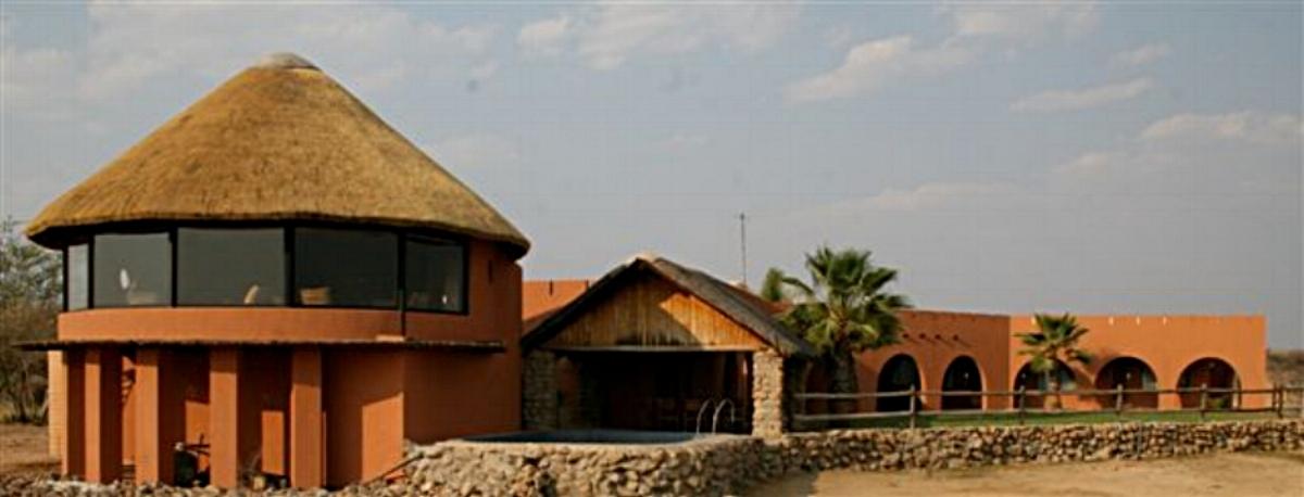 NORTHERN NAMIBIA CAMP -