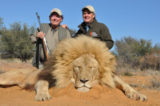 hunt in africa- Dangerous game68.JPG
