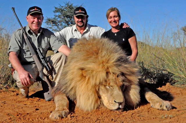 hunt in africa- Dangerous game55.JPG