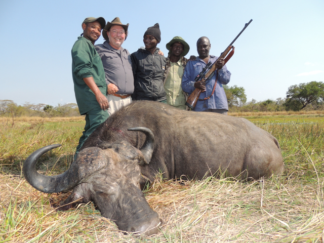 hunt in africa- Dangerous game2.jpg
