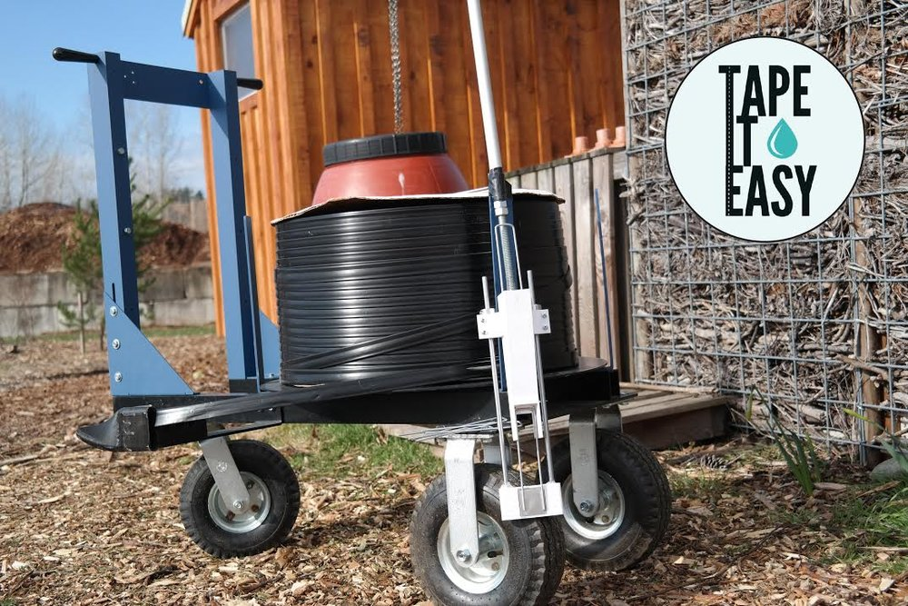 Tape-It-Easy LLC - An award winning HUMAN-POWERED DRIP IRRIGATION INSTALLATION TOOL TO AID IN GLOBAL WATER CONSERVATIONtape-it-easy.us