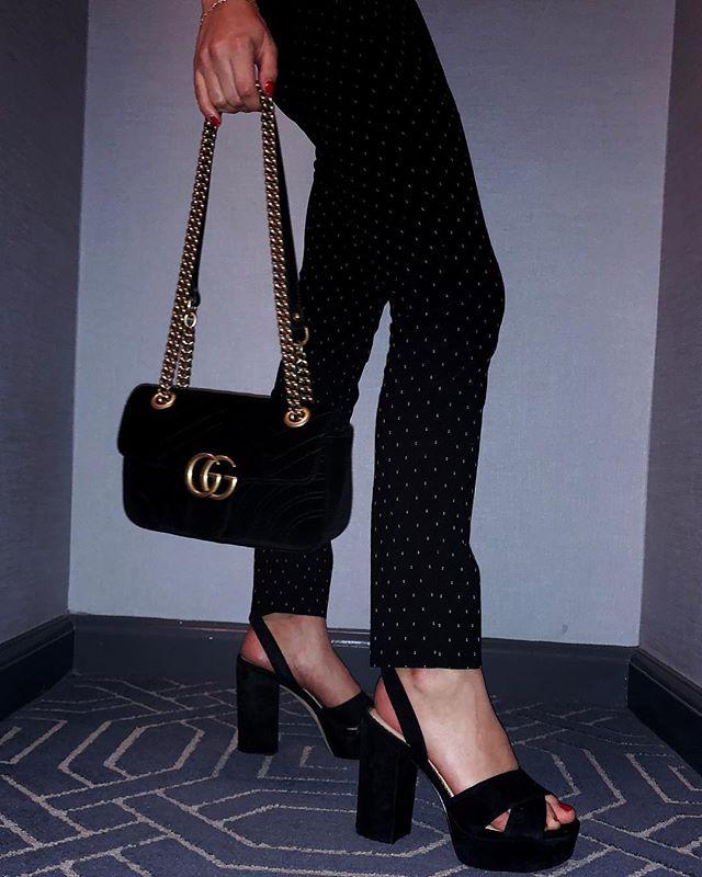 Black velvet🖤 . . . . . . . . . . . #fashion #instafashion #love #style #styleinspiration #styleblogger #outfit #bloggerstyle #blog #musthave #womenswear #fromwhereistand #currentlywearing #ootd #ootdfashion #fashionblogger #fashiondiaries #fashionista #streetstyle #lookbook #fashionweek #styleinspo #styleblog #instastyle #fashionlover #fashionbloggers #outfitoftheday #fashionblog #lookoftheday #gucci