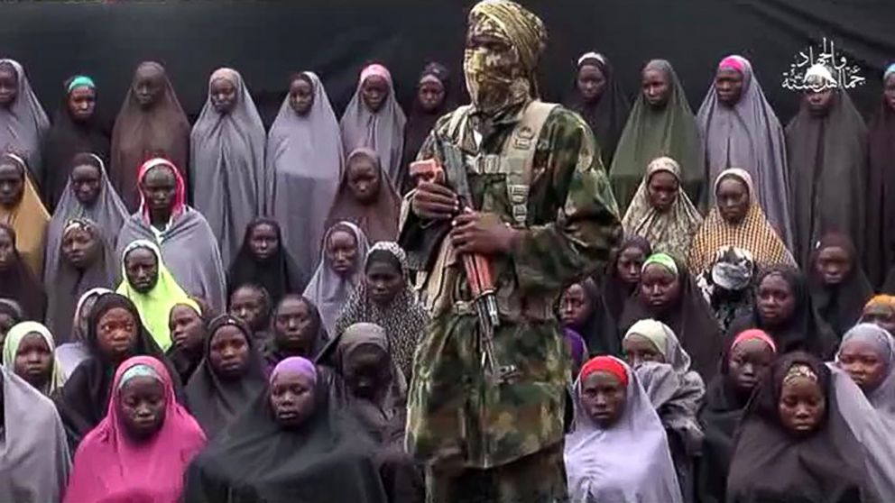 Chibok schoolgirls kidnapping   ABC news