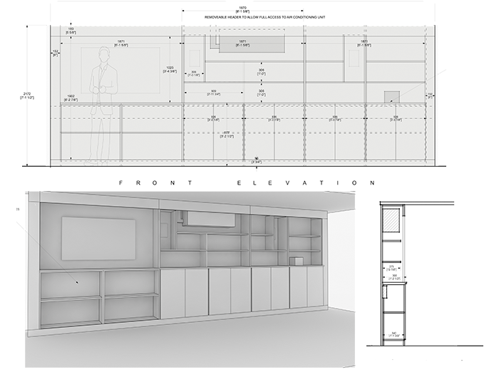 - Jen Morton Interiors offers you the option of bespoke furniture design - ranging from a small shelving unit to a new banister. Whatever your needs we can help.Our design team can create and adjust drawings to your specifications