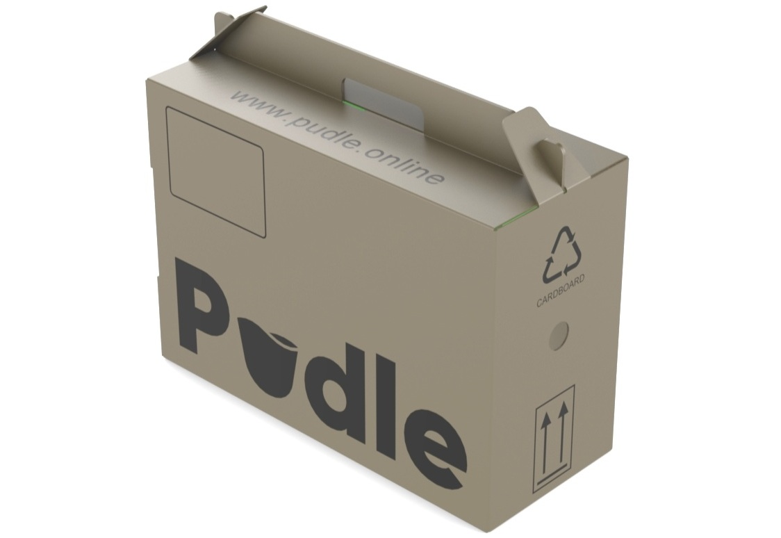 Direct sales through www.pudle.online