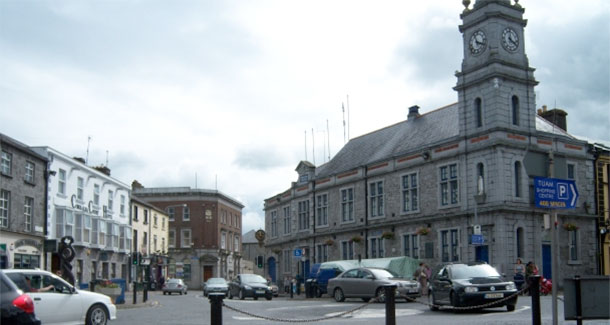 Galway County Council Tuam CHP Installation