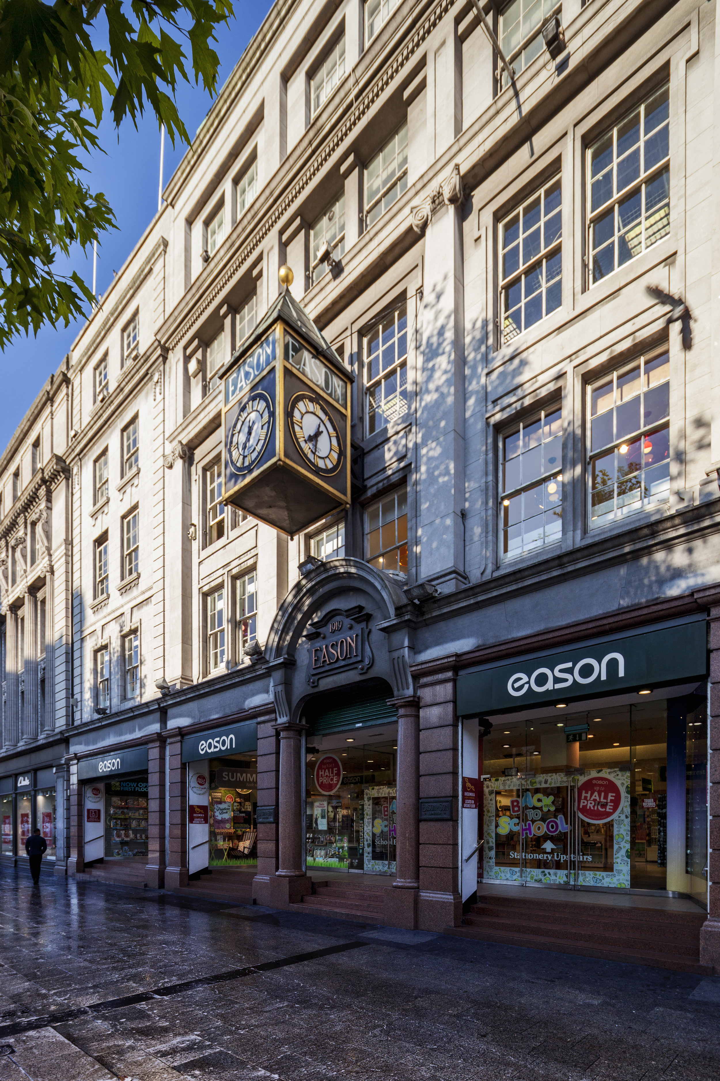 Easons, O'Connell Street