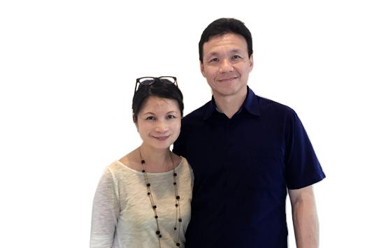 Lim Lian Arn, married to Chai Yuan